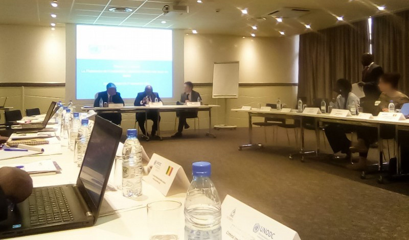 الاجتماع الثامن لـ PCJS